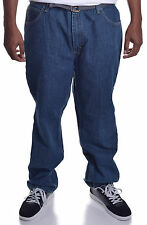 Lee Men's Big & Tall Cosmo Regular Fit Blue Denim Jeans Size 44 or 46