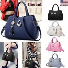 Women Handbags Shoulder Tote Bag Purse Leather Messenger Hobo Crossbody Satchel