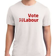 VOTE FOR LABOUR JEREMY CORBYN LEADERSHIP ELECTION CAMPAIGN TSHIRT T-SHIRT TOP