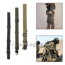 Tactical 3 Point Rifle Gun Sling Outdoor Hunting Rifle Shot Gun Sling Straps