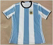 new 2016 BNWT Argentina Home Soccer Jersey Shirt camiseta MESSI