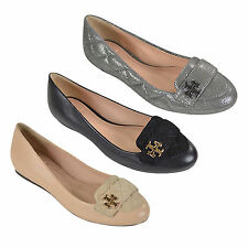 NIB Tory Burch Leila Mestico Quilted Loafers Flats $295 Many SIzes