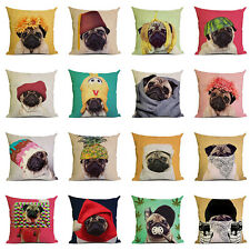 Lovely Animals Cushion Cover Pillow Case Pillowcase Bedroom Sofa Home Decoration