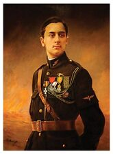World War One Aviation Georges Guynemer WWI French Flying Ace Poster