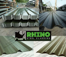 SHED ROOFING SHEETS, STEEL/METAL/TIN BOX PROFILE & CORRUGATED NEW ROOF SHEETS