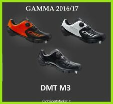 Gamma 2016 Shoes MTB DMT M3 Sole carbon - Choose color and size