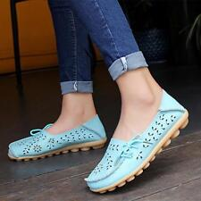 2016 Women Flats Solid Cut-outs Comfortable Women Casual Shoes Round Toe
