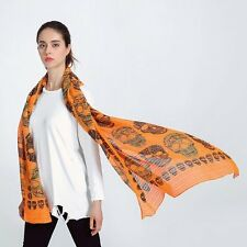 2016 New Famous Brand Women Scarf Ladies Long Large Voile Scarves  Wrap Scarf