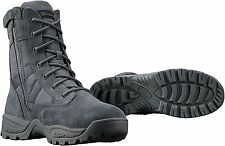 Smith & Wesson Breach 2.0 Tactical Waterproof Side-Zip Boots - Gunmetal Gray