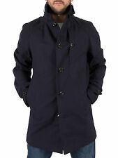 G-Star Men's Garber Trench Coat, Blue