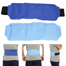 Hot Cold Gel Pack Heat Therapy Wrap Microwaveable Knee Head Neck Pain Relief