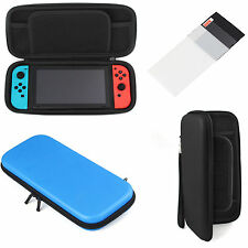 New VA Bag Carrying Case Protable Bag Screen Protector For Nintendo Switch