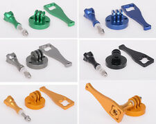 Alu Tripod Mount Adapter + Wrench Spanner +Thumb Screw Knob Bolt Nut for Gopro 3