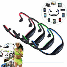 Sport Wireless Bluetooth Stereo Headphone Headset Earphone for Samsung iPhone XA