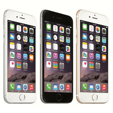 Apple iPhone 6 6 Plus - (Factory Unlocked) AT&T-T-Mobile Space Gray Silver Gold
