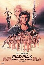 Mad Max Beyond Thunderdome [WS/P&S] DVD 883929076383 NEW