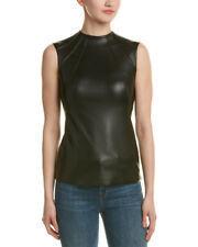 Bailey44 Contribution Faux Leather Top