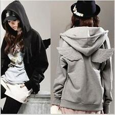 Hot sale  Fashion Korean Wings Casual Hoodie Jacket Coat tops Outerwear HGUK