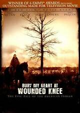 Bury My Heart At Wounded Knee - DVD Region 1 Brand New Free Shipping 2 Disc Set