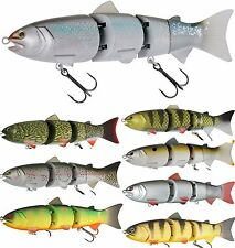 "SPRO Swimbait BBZ-1 6"" 15cm floating/slow sink/fast sink All Colours NIP"