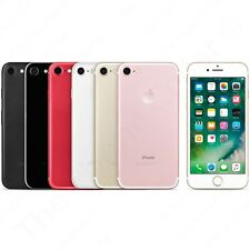AT&T Apple iPhone 7 A1778 32GB 128GB 256GB Black Rose Gold Silver GSM Smartphone