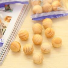Hot Sale Wood HardWood Fragrant Protection 5/10pcs Solid Air Cleaning Moth Balls