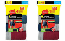 12-Pack Hanes Men's TAGLESS Boxer Brief Underwear ASSORTED COLORS S-XL -LotA1