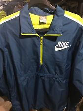 $100! NEW Nike Turquoise Green Athletic Running Pullover Jacket Size M - NICE!