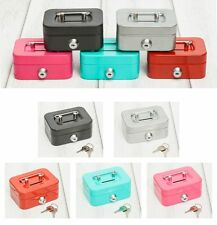 Cash box with key Piggy bank Money Box cash box piggy bank Spar cassette