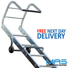MAS Roof Ladder Aluminium Single Section Roof Ladder Trade Roof Ladders