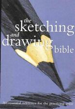 THE SKETCHING AND DRAWING BIBLE - SCOTT, MARYLIN - NEW HARDCOVER BOOK