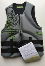 Liquid Force HINGE Junior CGA Buoyancy Watersports Life Vest, Teen. 20538