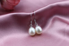 Genuine Freshwater Pearl Drop Earrings