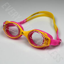 Leader Jelly Fish Youth Performance Swimming Goggles - Various Colors (NEW)