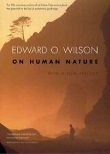 ON HUMAN NATURE - WILSON, EDWARD O. - NEW PAPERBACK BOOK
