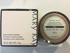 Mary Kay Mineral Powder Foundation Beige 1.5 & Beige 2