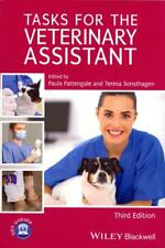 TASKS FOR THE VETERINARY ASSISTANT - PATTENGALE, PAULA/ SONSTHAGEN, TERESA - NEW