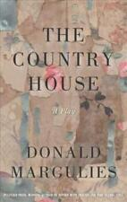 THE COUNTRY HOUSE - MARGULIES, DONALD - NEW PAPERBACK BOOK