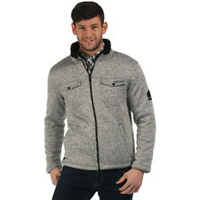 Regatta Mens Pikes Thick High Pile Bonded Full Zip Fleece Jacket