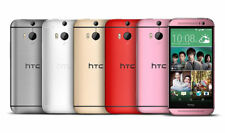 """HTC One M8 5MP WIFI 32GB  T-Mobile Android v4.4 Quad-core 5.0"""" Smartphone"""