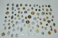 lot of 90 religious Catholic medals - Italy, Germany, Relic....