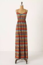 Anthropologie Shapeshifter Maxi Dress by Deletta
