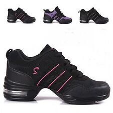 Modern Dance Shoes Women Sports Feature Dance Sneakers Jazz Hip Hop Shoes New