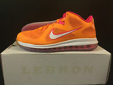 """NIKE LEBRON 9 LOW - """"FLORDIANS"""" - SIZE 11 - VERY LIMITED - 510811-800"""