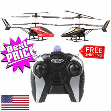 RC HX713 Infrared Wireless Helicopter Radio Remote Control Aircraft For Kid USA