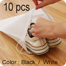 10 pcs 30 * 40 cm Travel Camping Carrying Protect Shoes Storage Bags Organizers