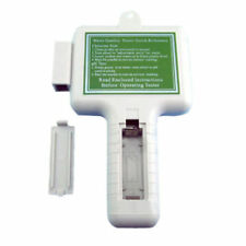 Water Quality PH CL2 Chlorine Level Tester Meter Swimming Pool Spa Water Test WT