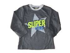 NWT Boy's Gymboree Super Hero long sleeve shirt ~ 6 12 18 24 months 2T FREE SHIP