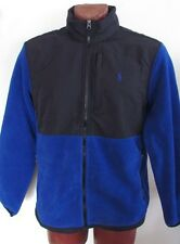 NWT Polo Ralph Lauren Fleece Polartec Classic 200 Hooded Jacket Size M