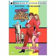 Austin Powers: The Spy Who Shagged Me (DVD, 1999, Special Edition) Mike Myers